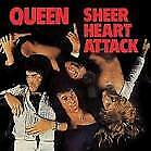 """CD QUEEN """"SHEER HEART ATTACK -2011 REMASTER-"""". New and sealed"""