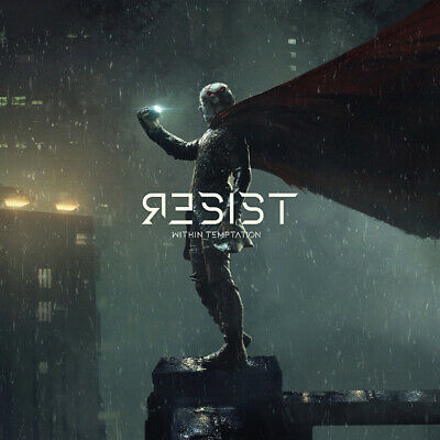 "CD WITHIN TEMPTATION ""RESIST -DIGI-"". New and sealed"