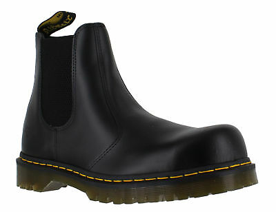 Dr Marten ICON 2228 - Mens Pull On Dealer Safety Boots - Steel Toe