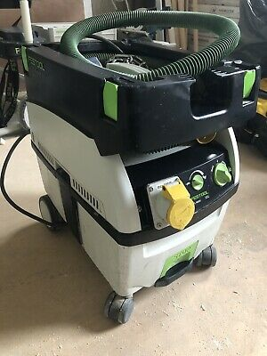 Festool Mobile dust extractor CTL MIDI 110V 584163 Collection Only