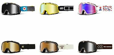 100% Barstow MX Goggles Motocross Off-Road