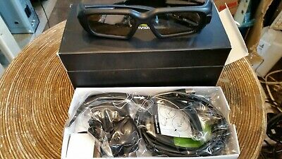 Dell Nvidia 3D Vision Pro Glasses Kit P703P/N  942-50703-0000-001