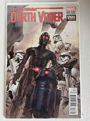 Star Wars: Darth Vader #13 - (Vol. 1) Connecting Cover Variant  Marvel Comics