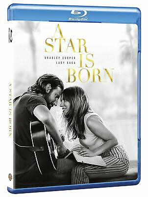 A Star Is Born Con Lady Gaga E Bradeley Cooper (Blu-Ray) Nuovo, Italiano