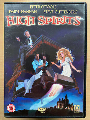 High Spirits 1988 Haunted Irish Castle British Cult Comedy Horror Classic UK DVD