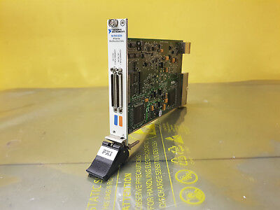 National Instruments™ NI PXI-6225 M-Series Multifunktion DAQ #