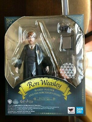 Ron Weasly(Harry Potter And The Philosopher´S Stone) S.H.Figuarts  Bandai