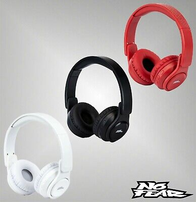 Unisex No Fear Ergonomic Comfortable Bluetooth Headphones