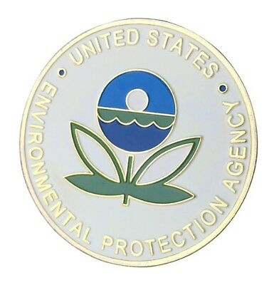 U.S. United States | Environmental Protection Agency | Gold Plated Coin
