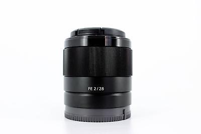 Sony FE 28mm f/2 (SKU:808402)