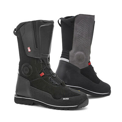 Rev'it! Revit Discovery OutDry Waterproof Motorcycle Adventure Boots   All Sizes