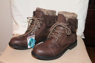 d20e90b71562 CLIFFS BY WHITE Mountain Womens Duena Closed Toe Ankle Cold