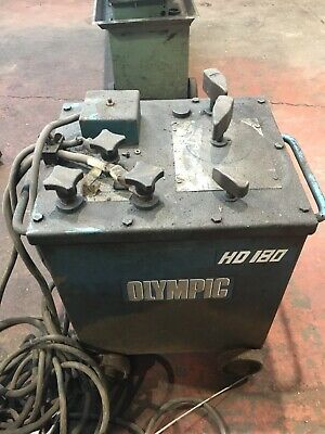 240v Oil Cooled Welder