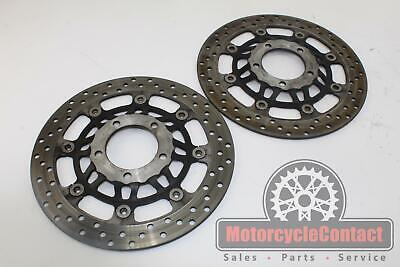 Ford Expedition 03-06 F/&R Brake Rotors Ceramic Pads