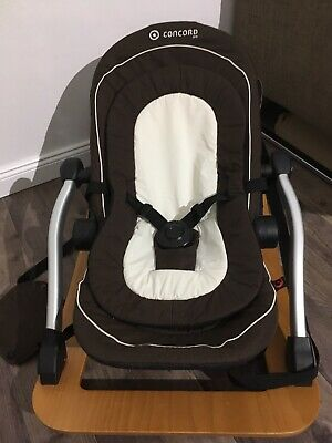 Rio Concord Wippe Braun Babyschaukel, Babywippe Top