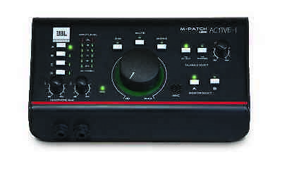 JBL M-PATCH-ACTIVE-1 Precision Monitor Controller