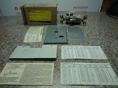 Square D 2510Ff2 2510 Ff2 Manual Motor Starter Brand New In Box Free Shipping