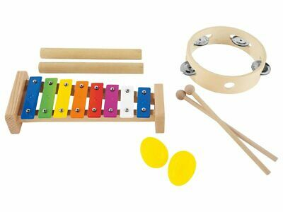 Smoby Cotoons Baby Musik Set Spielzeug Musikinstrumente Xylophon Kinder Musik