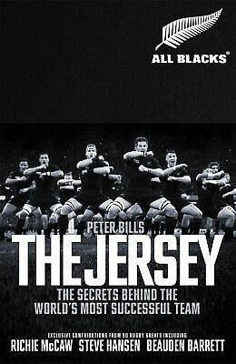 The Jersey The All Blacks The Secrets Behind The World'S Most Successful Team