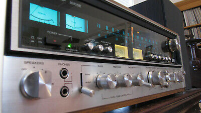 Sansui 9090db Vintage Stereo Receiver -- Two Owner, Serviced