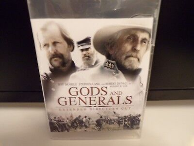 "Gods and Generals(Special Features DVD 2011) NO Movie ''Read Details"" Look@PICS"