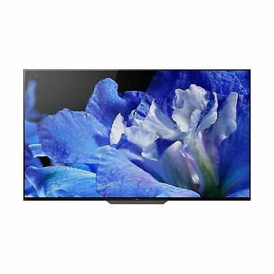 "Sony 65"" A8F 4K HDR OLED TV with Dolby Vision and Acoustic Surface (Box Damaged)"