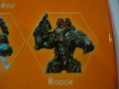 Infinity Armed Imposition Detachment Rodok Combined Army metal new