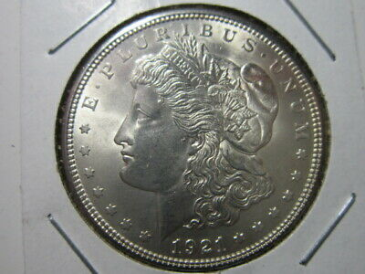 Morgan Silver Dollar 1921 (AU-BU)