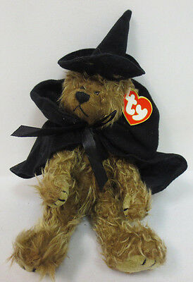 Beanie Babies Witch Bear 1993 Vintage Collection Rare Collectors Ty Cute  Cute 4dc74ae25d0c