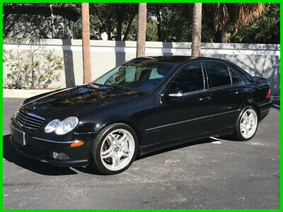 2005 Mercedes-Benz C-Class C55 AMG 2005 W203 Mercedes Benz C55 AMG / Clean & just serviced / Rare breed / Check it!