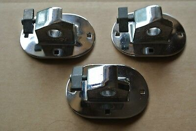70's ROGERS USA FLOOR TOM LEG BRACKETS for YOUR DRUM SET! LOT #M218