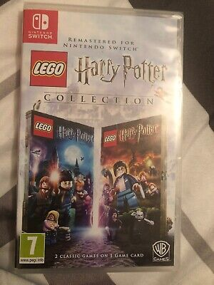 LEGO Harry Potter Collection (Switch)  BRAND NEW AND SEALED