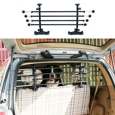 Dog Guard Car Vehicle Headrest Travel Mesh Grill Safety Universal Seclude Fence