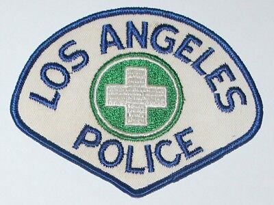 Very Old LAPD LOS ANGELES POLICE DEPT Traffic Div Officer Vintage  California CA 4d5b78c3ffdc