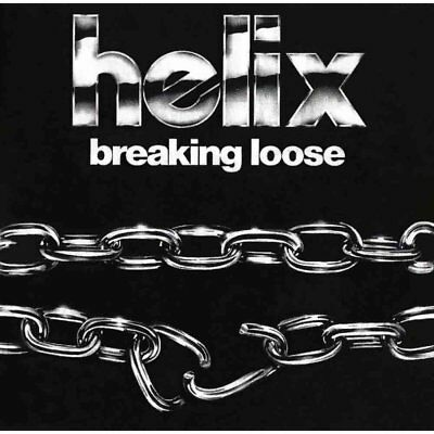 HELIX - Breaking Loose - 40th Anniversary Ed. (NEW*LIM.600*CAN MELODIC METAL)