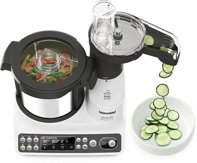 Robot- Kcook Multi Kenwood CCL401WH 4.5 Litre, 1500 W, Neuf