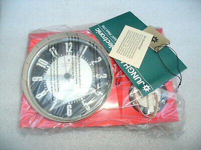 Vintage New Old Stock Junghans ATO Clock
