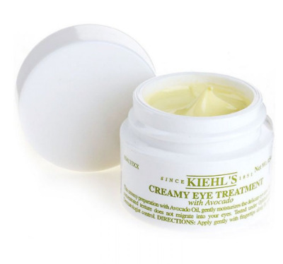 Kiehl's Avocado Creamy Eye Treatment Cream with Avocado 14g  USA Stock SAMPLE