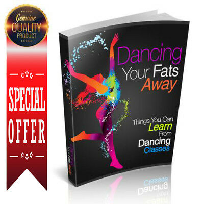 Dancing Your Fats Away PDF ebook with Full Master Resell Rights Free Shipping .