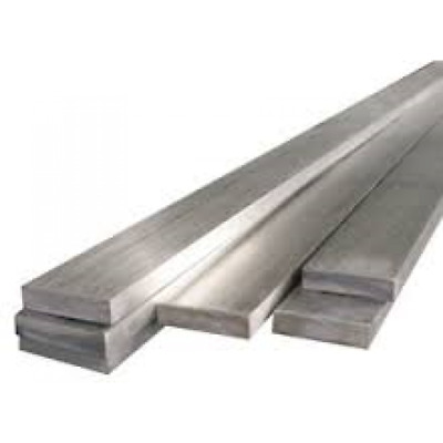 "20 pieces 1/16"" x 3/8"", 321 Stainless Steel Flat Bar Plate, 11-12"" Lengths"
