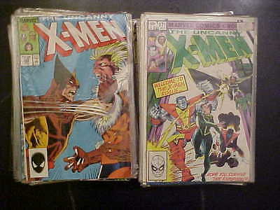 Uncanny X-men Run 172 222 244 268 282 & More + Free # 201 With Buy It Now