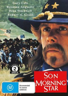 Son Of The Morning Star - Rosanna Arquette - Dvd - Free Local Post