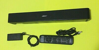 Bose Solo 5 TV Sound System In Excellent Condition Bose Sound !!!