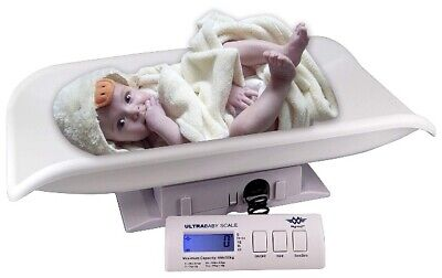 My Weigh SCMULTRABABY Digital Ultrababy Scale, Tare And Hold Feature