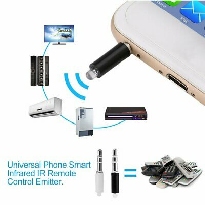 Universal Phone Smart Infrared IR Remote Control Emitter TV STB DVD Control UD