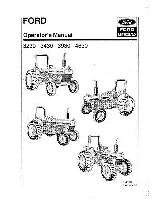 Ford 3230 Wiring Diagram - Wiring Diagram Post New Holland Sel Ignition Wiring Diagram on