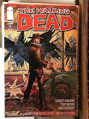 The Walking Dead #1 -10th Anniversary Edition Image