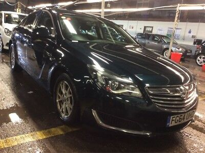 2014 Vauxhall Insignia 2.0 Cdti Eco Stop/start Manual - 1 Owner, 7 Main Stamps
