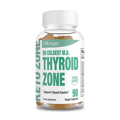 Dr. Colbert's Divine Health's Thyroid Zone