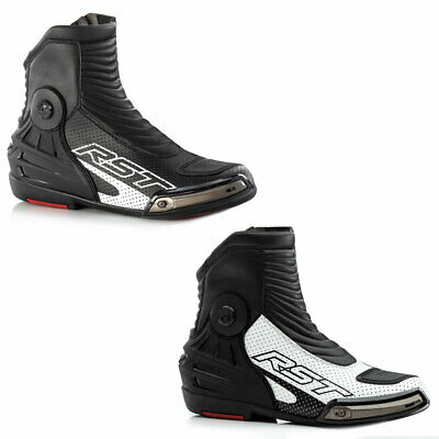 RST Tractech Evo 3 Short CE Motorcycle Motorbike Boots - All Colours & Sizes
